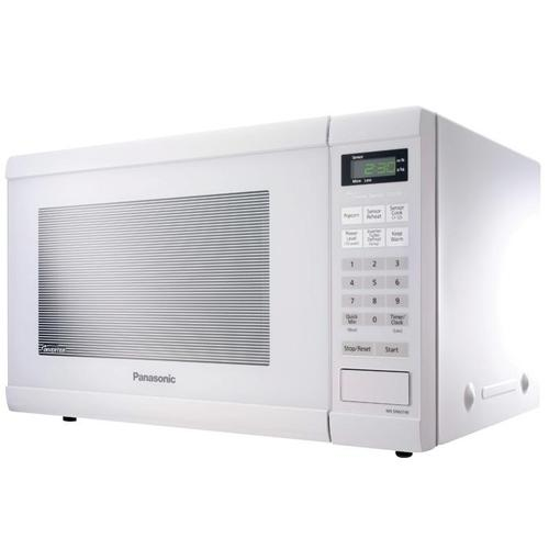 1.2 Cu. Ft. Countertop Microwave Oven With Inverter Technology - White - Nn-sn651w