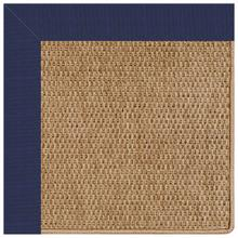 Islamorada-Basketweave Canvas Royal Navy