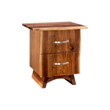 See Details - Sunset Bay 2 Drawer Nightstand