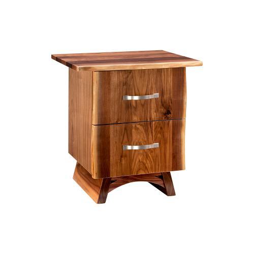 Green Gables Furniture - Sunset Bay 2 Drawer Nightstand
