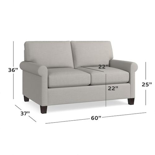 Bassett Furniture - Spencer Loveseat
