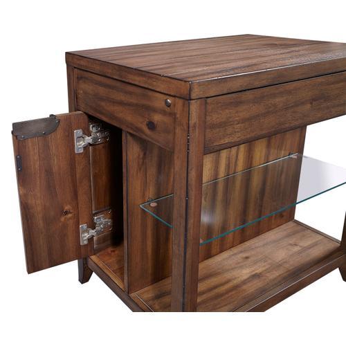 Gallery - 1 Drawer Nightstand