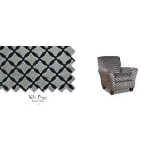Accent Chair (Niko Onyx)