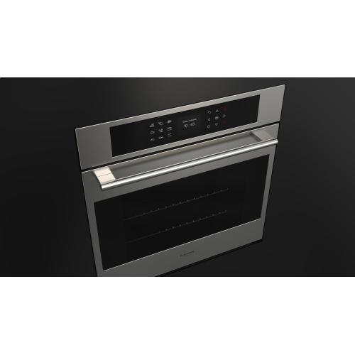 "24"" Multifunction Self-cleaning Oven - Stainless Steel"