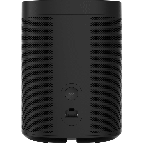 Black- A set of powerful smart speakers for rich sound in up to four rooms.
