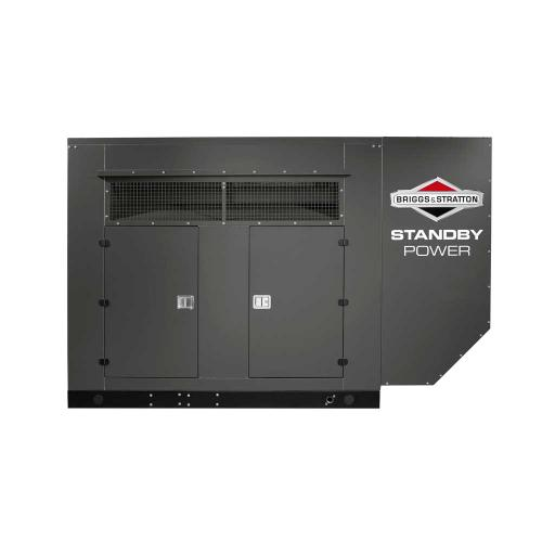Briggs and Stratton - 150kW 1 Natural Gas Standby Generator - Power Your Home or Business Even When the Lights Go Out