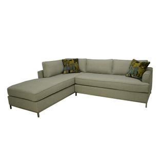 Colton Sectional No Tufting