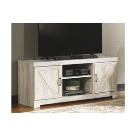 See Details - Bellaby LG TV Stand Whitewash