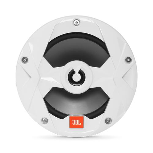 "Club Marine MS65W 6-1/2"" (160mm) two-way marine audio speaker - White"