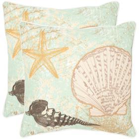 Eve Pillow - Seafoam Green