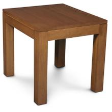 "Metropolis End Table, Metropolis End Table, 26""x16"""