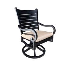 Monaco Swivel Rocker