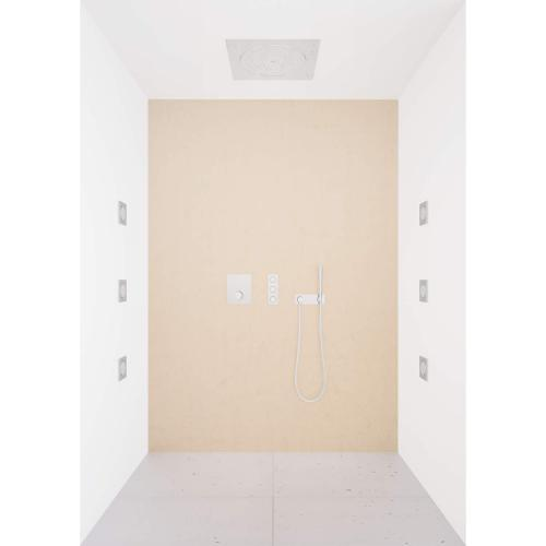 Product Image - Grohtherm F Wall Union With Integrated Hand Shower Holder