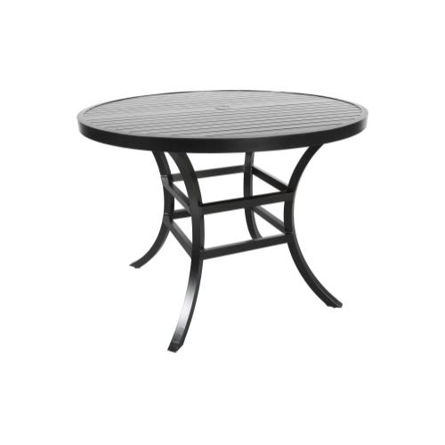 "Monaco 42"" Round Table Top"
