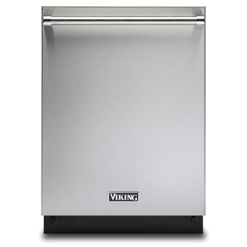"24"" Dishwasher w/Installed Professional Stainless Steel Panel - VDWU524SS"