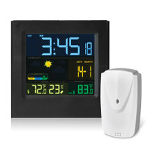 See Details - Wireless Weather Station with Outdoor Sensor