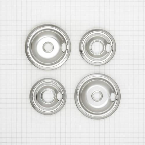 Round Electric Range Burner Drip Bowls - Other