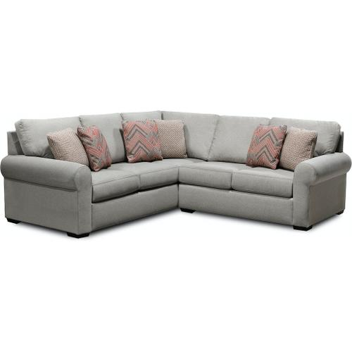 England Furniture - 2650 Sect Ailor Sectional