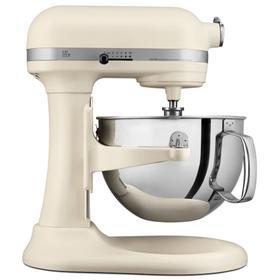 Pro 600™ Series 6 Quart Bowl-Lift Stand Mixer - Matte Fresh Linen