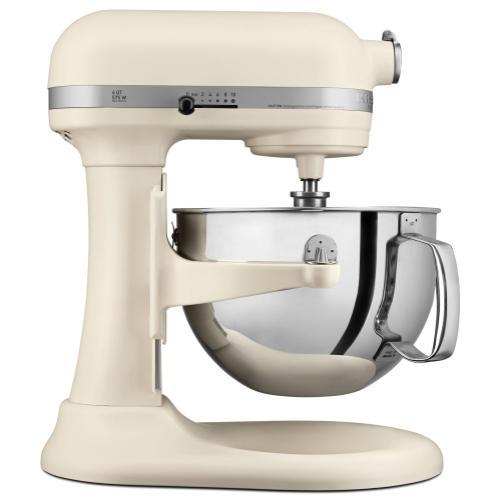 Gallery - Professional 600™ Series 6 Quart Bowl-Lift Stand Mixer - Matte Fresh Linen