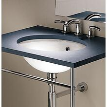 View Product - Standard Oval Sink with Overflow