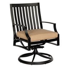 See Details - Seal Cove Swivel Dining Armchair