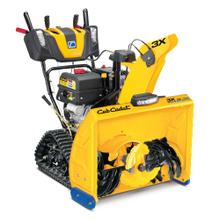 "3X 30"" TRAC Snow Blower 3X™ THREE-STAGE POWER"