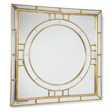Square Beveled Mirror