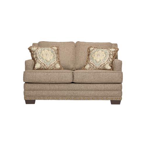 Hughes Furniture - 10100 Loveseat