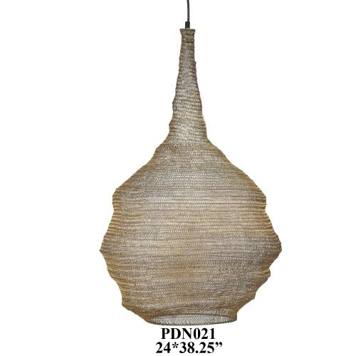 Crestview Collections - Large Link Pendant