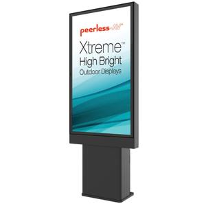 Outdoor Digital Menu Boards - 2black / 55