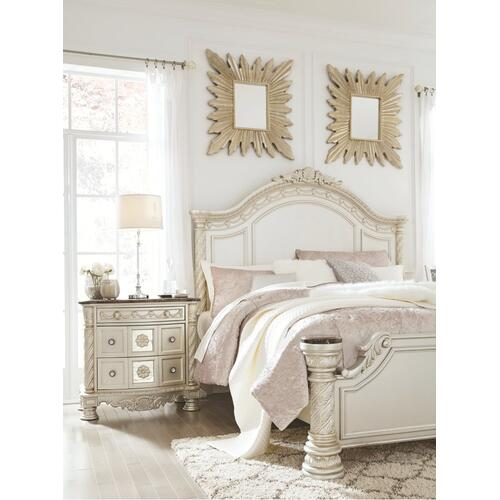Cassimore Queen Panel Bed