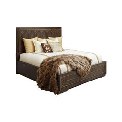 Woodwright King Eichler Panel Bed
