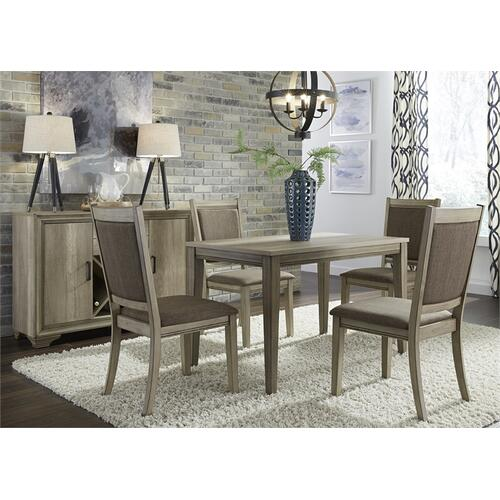 Liberty Furniture Industries - Opt 5 Piece Café Table Set