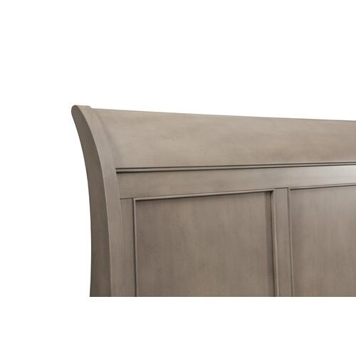 Cresent Furniture - Melrose Sleigh Bed
