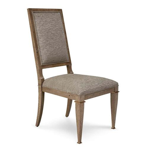 Cityscapes Bleecker Upholstered Back Side Chair