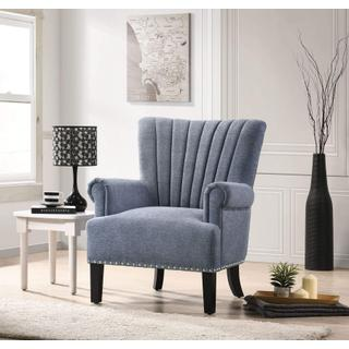 Smartbuy Shell-back Accent Chair