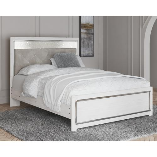 Altyra Queen Panel Bed