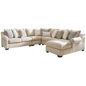 Carnaby 5-piece Sectional With Chaise