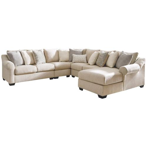 Product Image - Carnaby 5-piece Sectional With Chaise