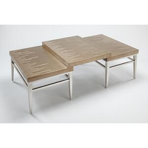 "Artmax - Coffee Table 60x30x18"""