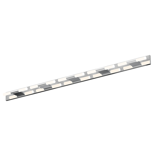 Crystal Rods™ 10-Light LED Bath Bar