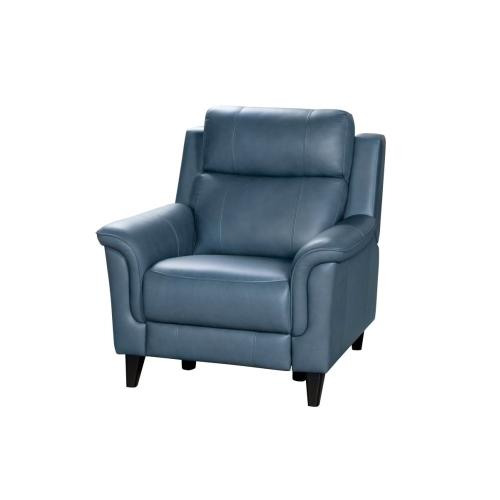 Kester Bluegray Recliner