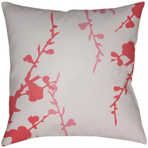 """Chinoiserie Floral CF-013 22""""H x 22""""W"""