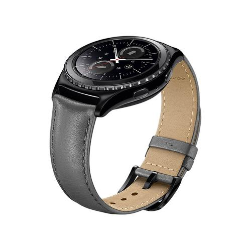 Samsung - Gear S2 Classic Leather Band