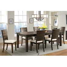 Cato Dining Set - Table and 6 Chairs