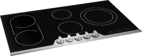 Professional 36'' Electric Cooktop