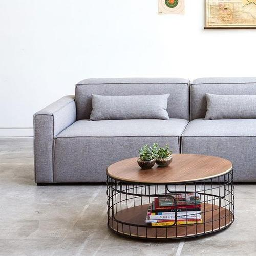 Product Image - Mix Modular 3-PC Sofa Parliament Stone