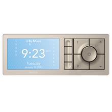 U by Moen Shower terra beige 4-outlet digital shower controller