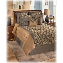 See Details - Montclair 9-piece Queen Comforter Set